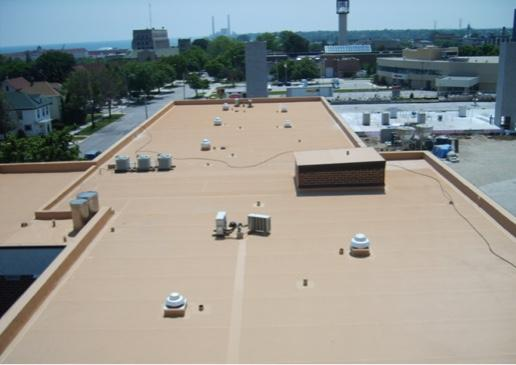 Commercial Roofing Installation Company