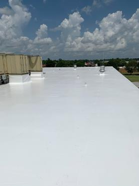 Delta Memorial Hospital Roofing Project