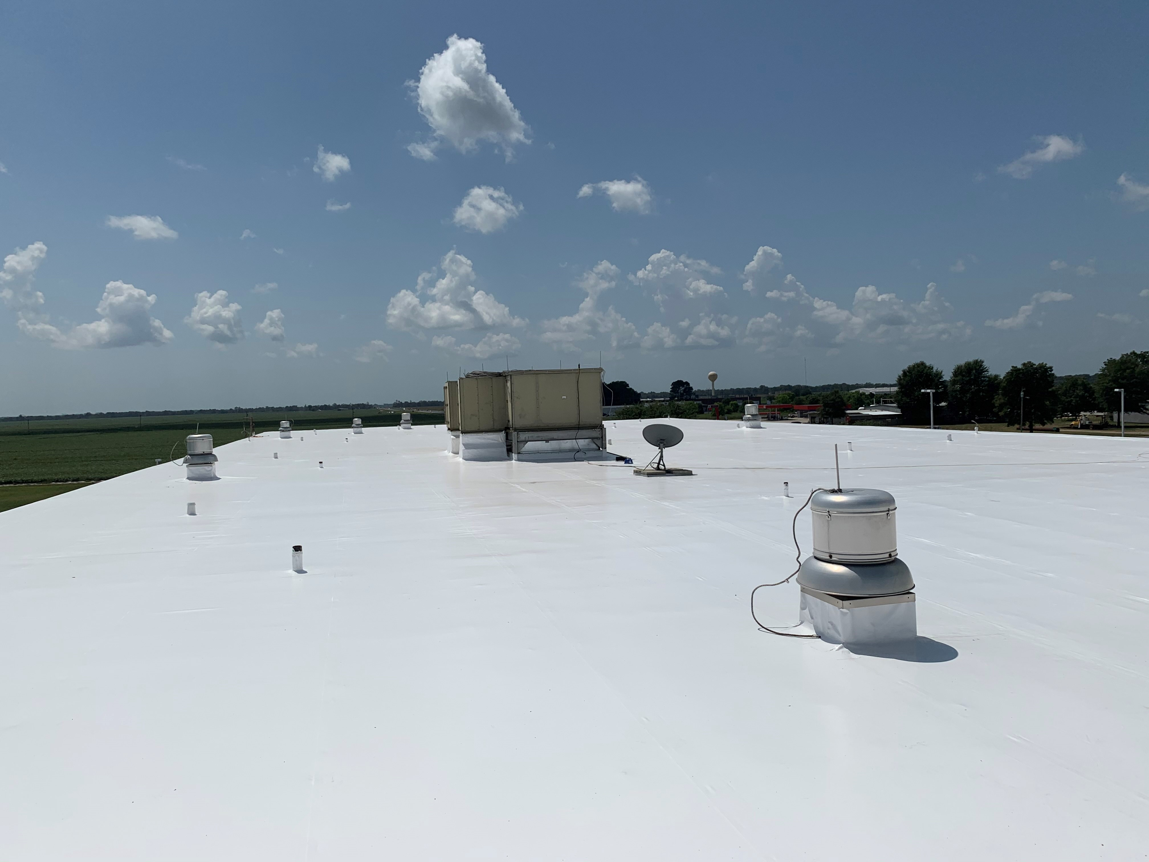 Premier commercial roofing contractor