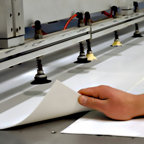 single-ply vinyl roofing systems